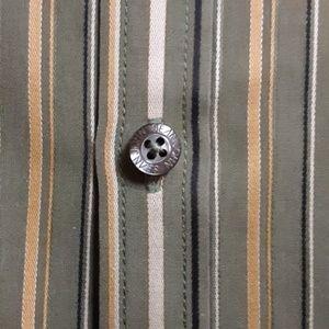 Sean John. 4-Stripe Dress Shirt NWOT